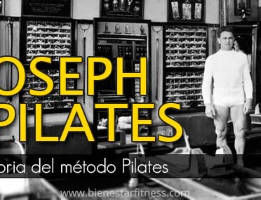 Joseph Pilates, el origen del Pilates. El creador del método Pilates
