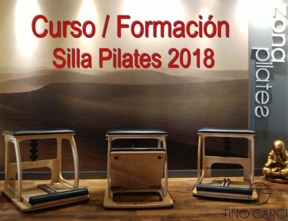 Curso  Formación Silla Pilates para Monitores