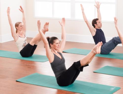 Principios del Pilates: 3 El Control